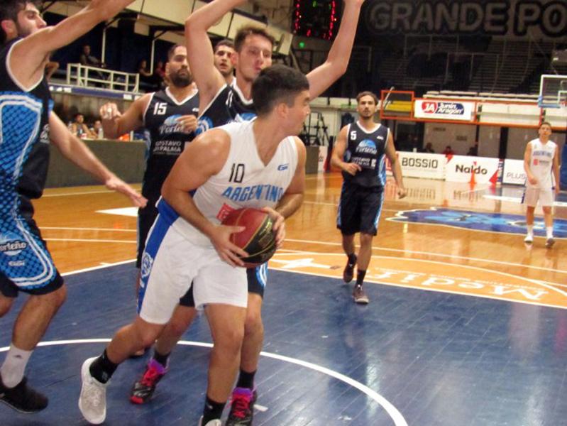 Basketball in Rivadavia de Junín • Diario Democracia