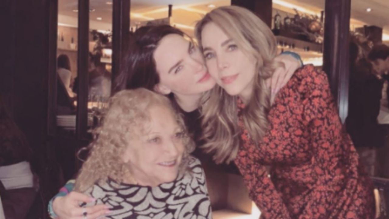 Belinda's grandmother is hospitalized in critical condition