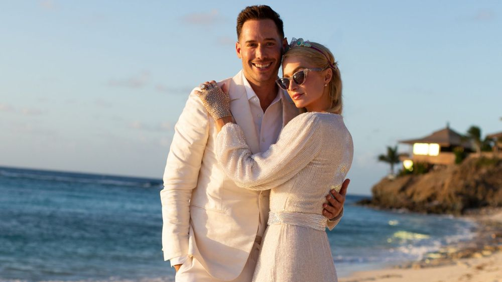 Carter Ryum, Successful Businessman Paris Hilton Marries |  Persons