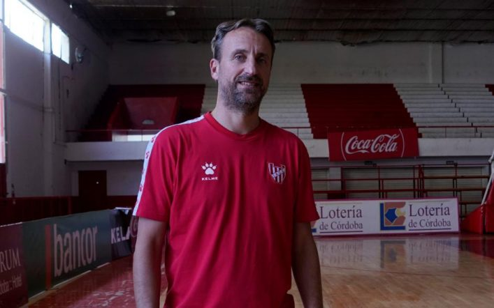 """Cebu"" Ginobili is no longer the institute's coach"