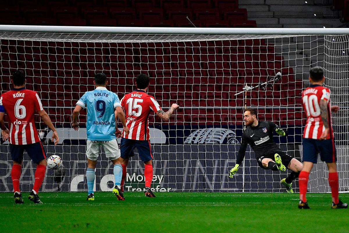 "Celta neutralizes the ""weakness of"" Suarez, Atletico ""…"