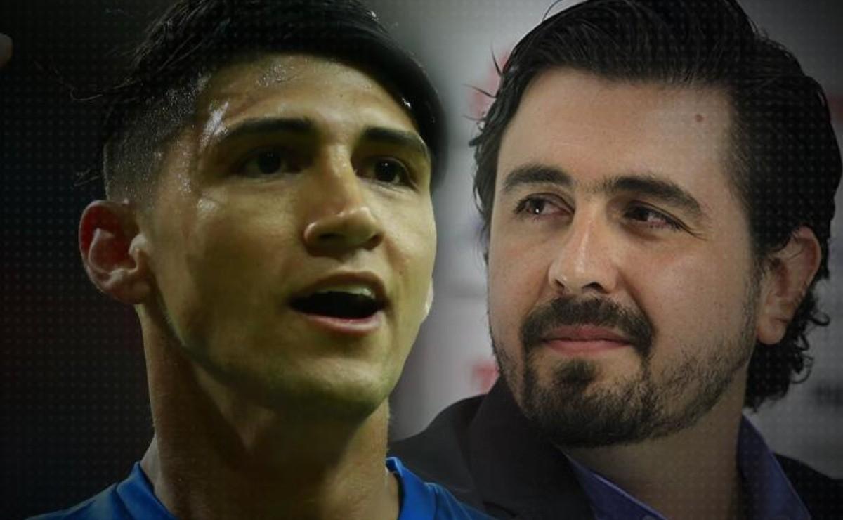 Chivas: Amauri Vergara responds ruthlessly to Alan Polido
