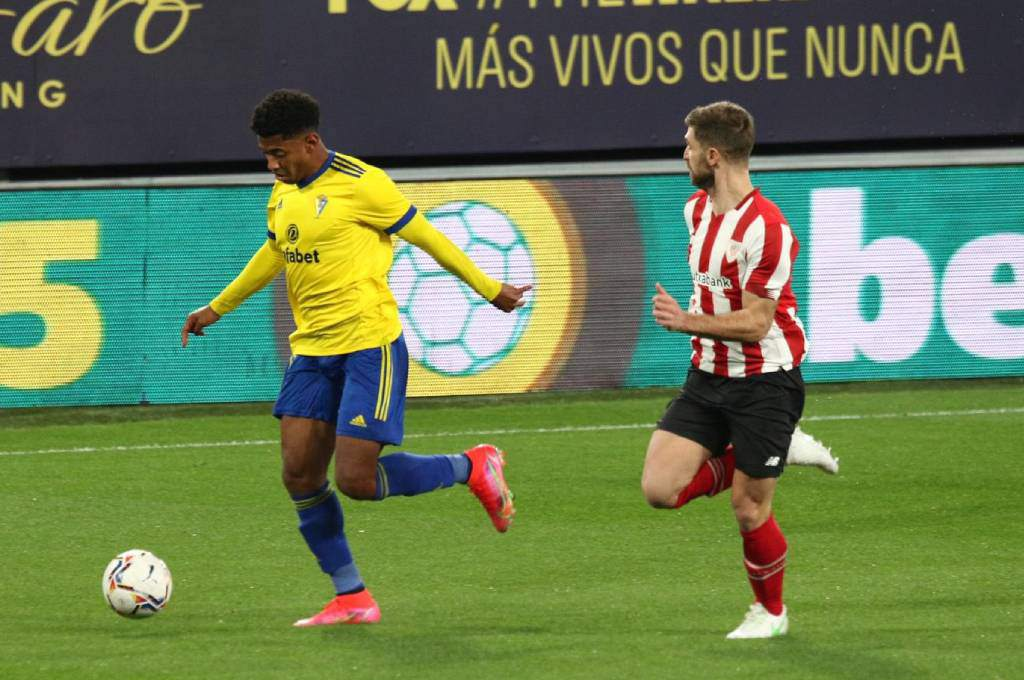 """Choco"" Lozano and Cadiz suffered a severe setback in the victory over Athletic Bilbao in the League;  Five matches without a win – ten"