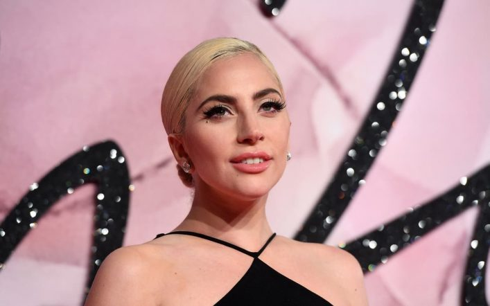"Dog walker Lady Gaga: Video showing how two men jumped out of the car and shouted ""Give it up"""