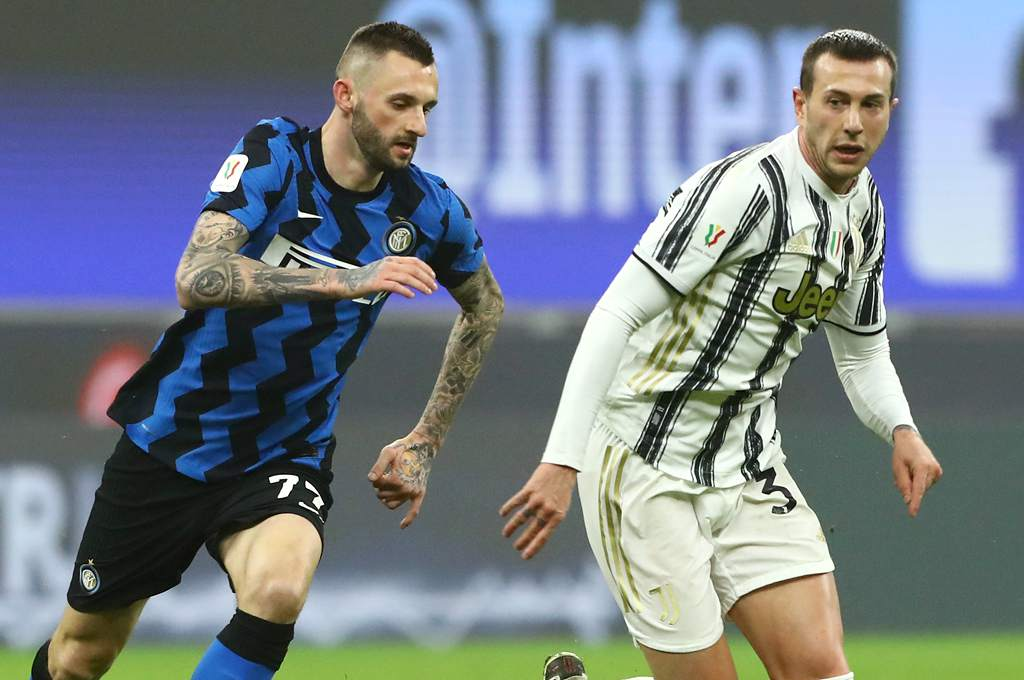 Juventus expel Inter Milan from the Coppa Italia and participate in the championship final – ten