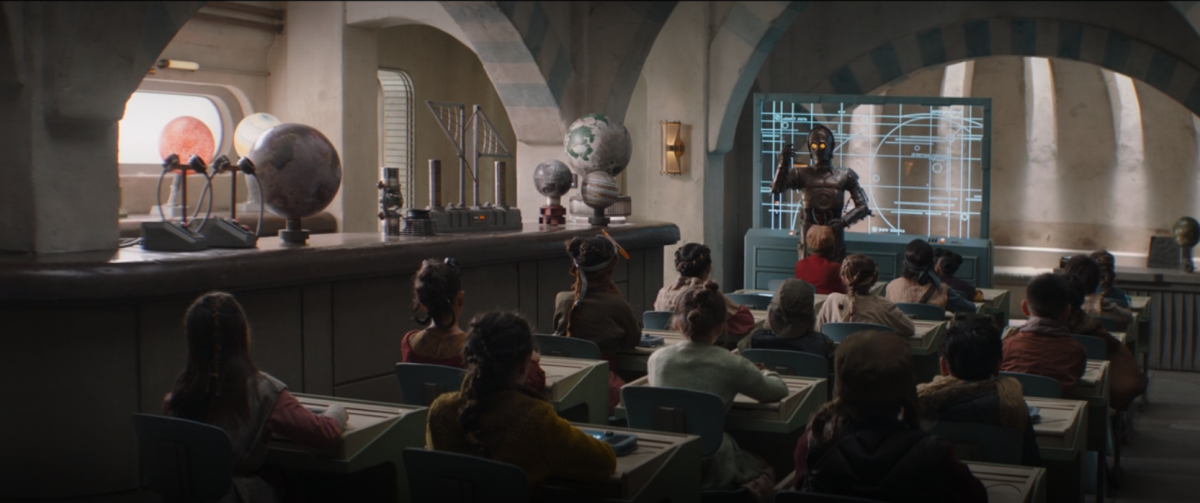 "New York High School teaches real science using Star Wars as an ""excuse"""