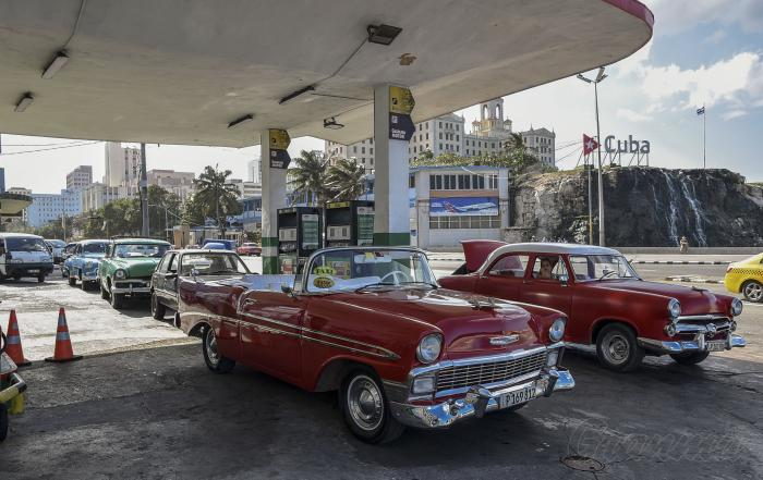 "New prices will be applied to the fuels used by the self-employed ""Cuba"" Granma"
