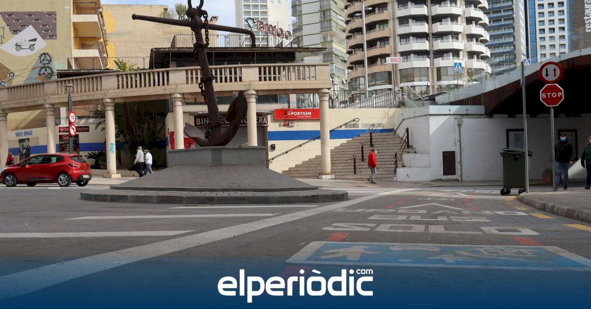 Public space progresses in pruning all Benidorm trees