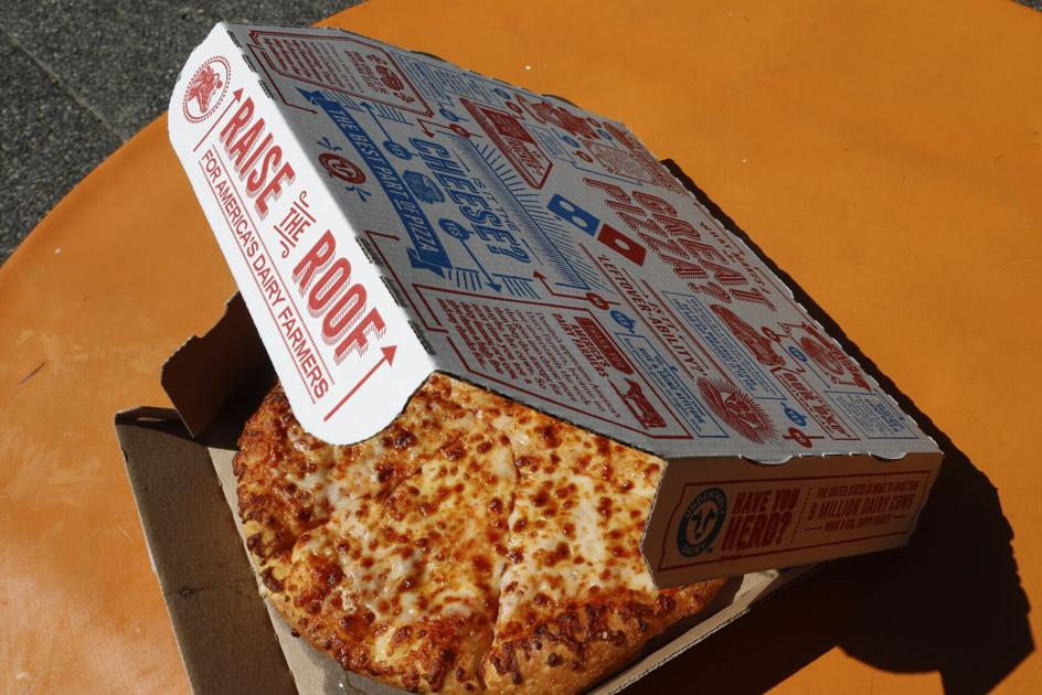 """Reduces the """"boom"""" of pizza due to the epidemic economy"""