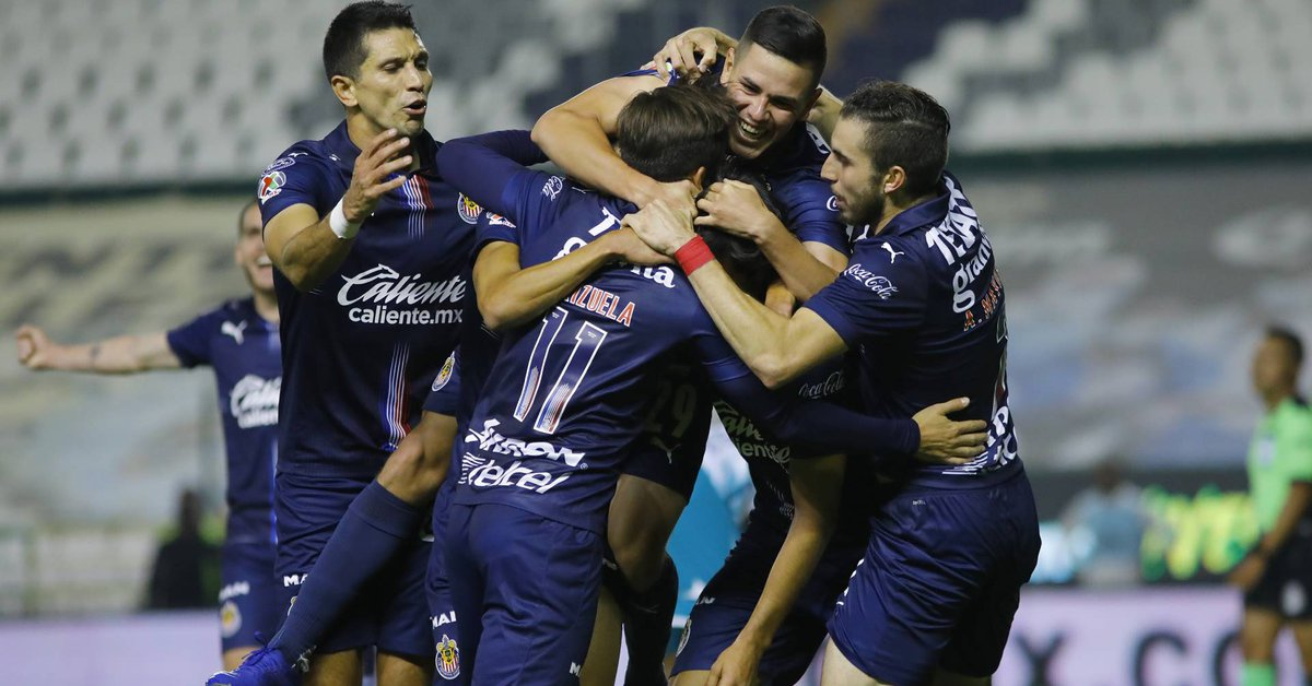 Shivas Liga MX!  Woke up in !: With force, the herd defeated champion Leon at home