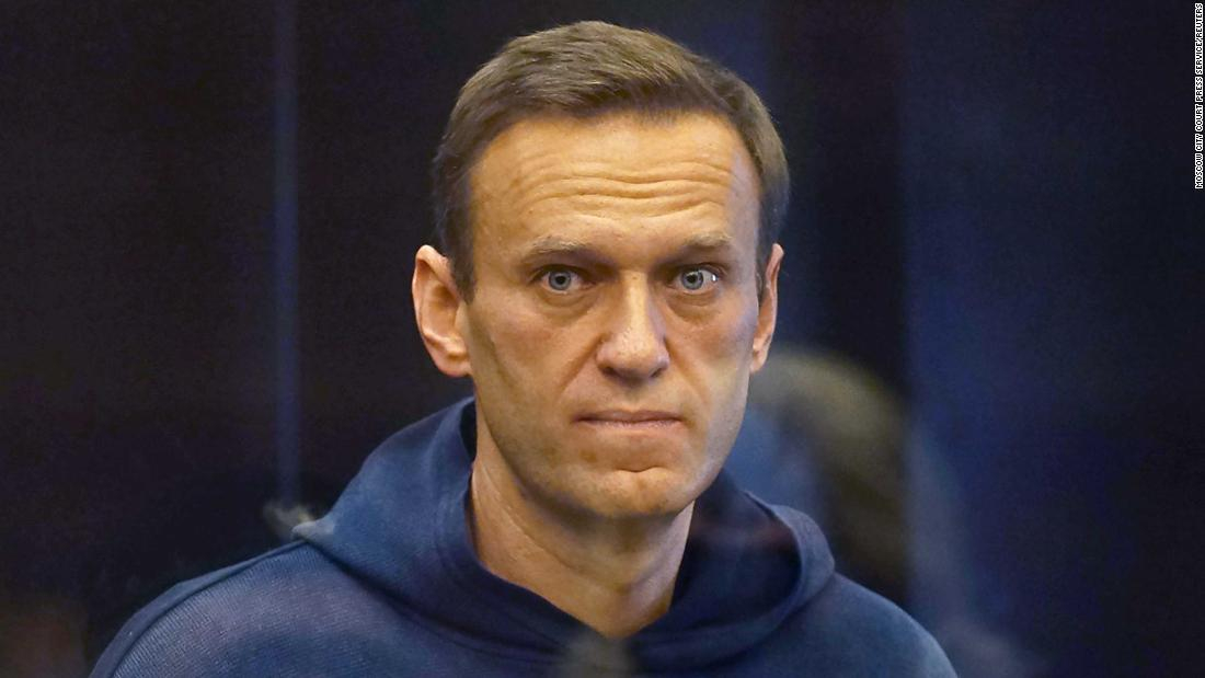 The court sends Navalny to prison for two and a half years