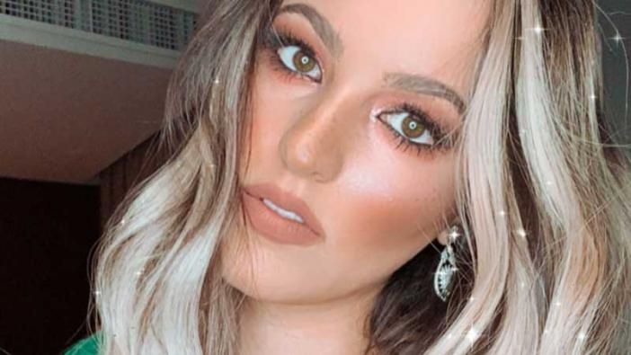 The daughter of Ninel Conde and Ari Telch appears on social media again and falls in love with her beauty