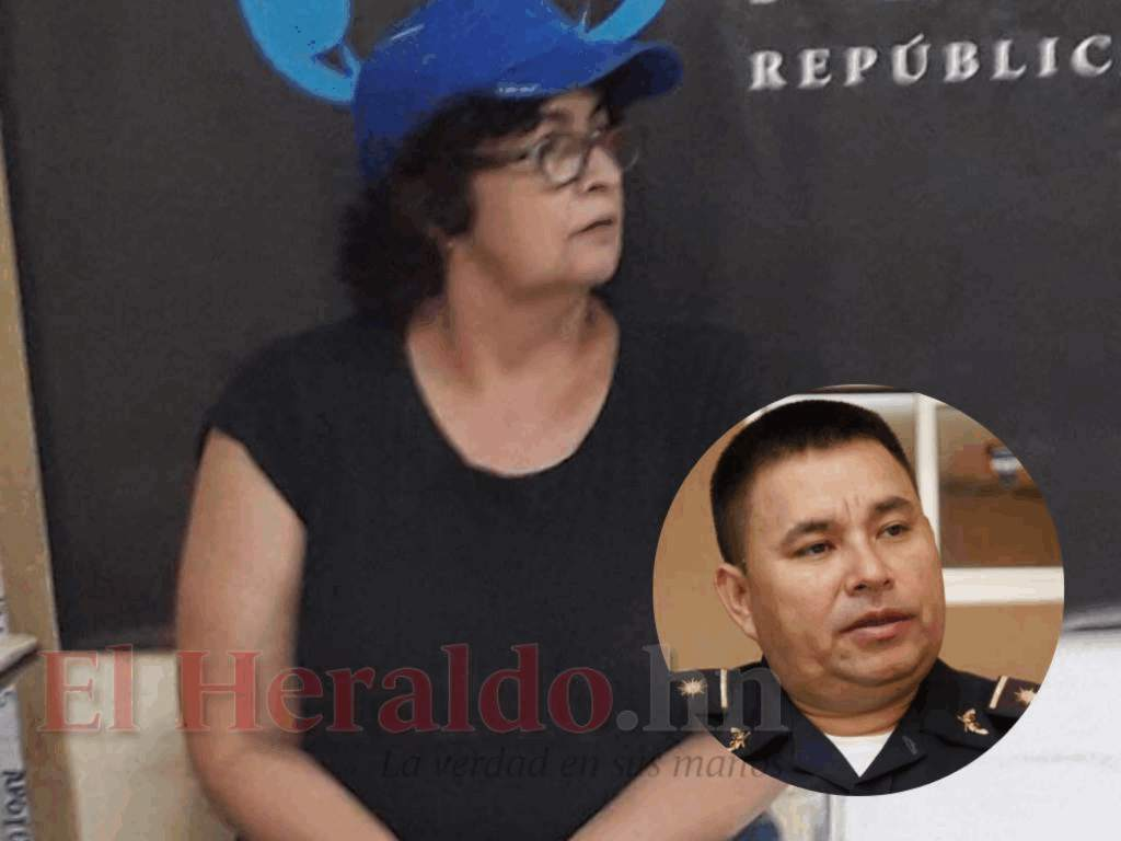 The ex-wife of Commissioner Lorgio Mejía Tinoco is found guilty of money laundering charges