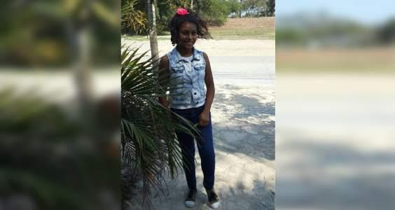 The minor Alda Villanueva Flores died in Roatan after asphyxiation