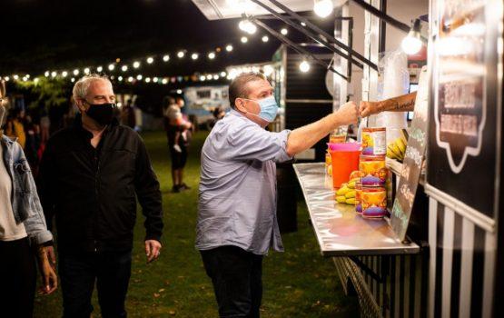 The municipality highlights the gastronomic offer of food trucks in public places «Diario la Capital de Mar del Plata