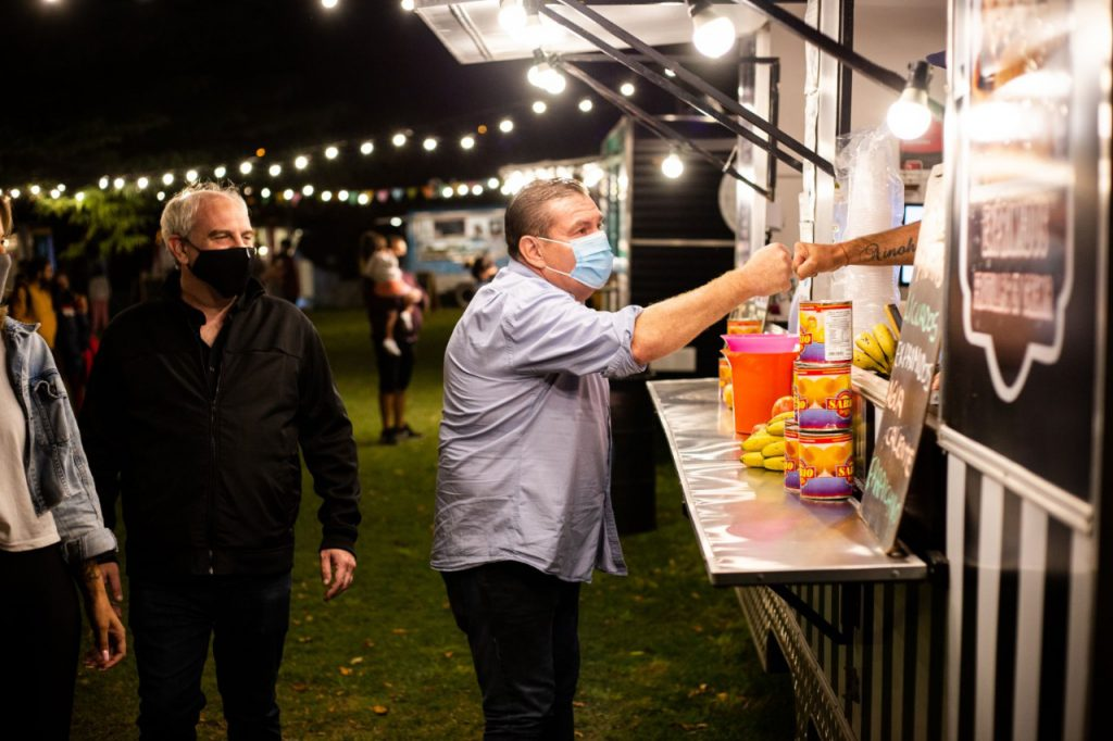 The municipality highlights the gastronomic offer of food trucks in public places «Diario la Capital de Mar del Plata