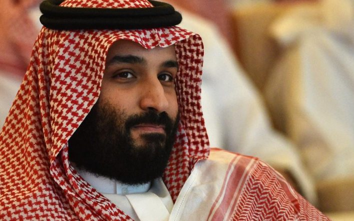 U.S. intelligence finds Saudi prince responsible for authorizing action against Kashoghi