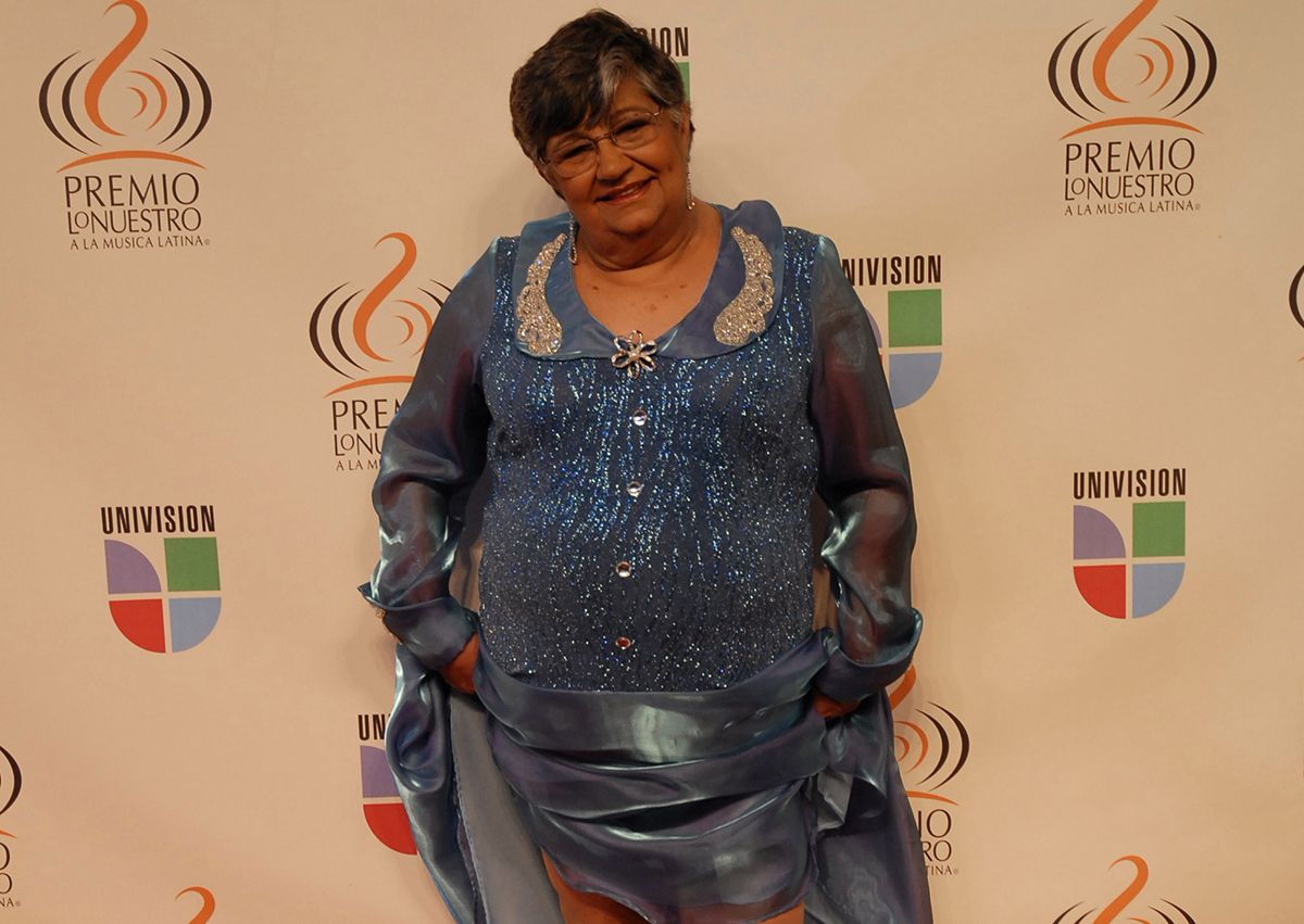 "Univision's beloved ""Martica la del Café"" has passed away"