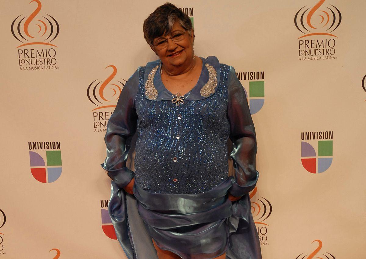 "Univision's beloved ""Martica la del Café"" has passed away"