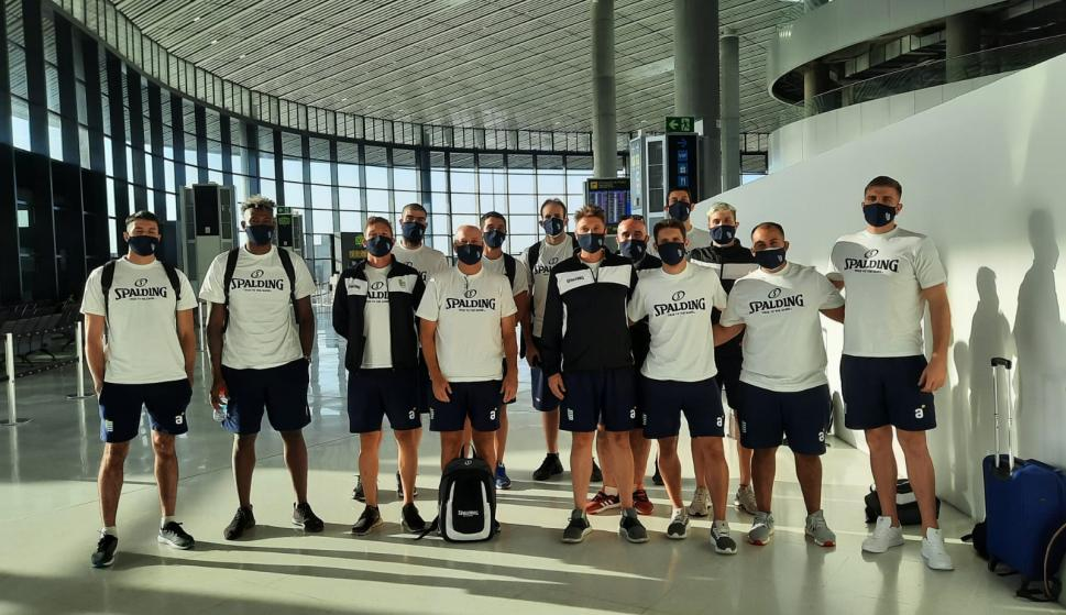 Uruguay Trains in Colombia: Day, Time and Where to See the Basketball Team – Party – 19/02/2021