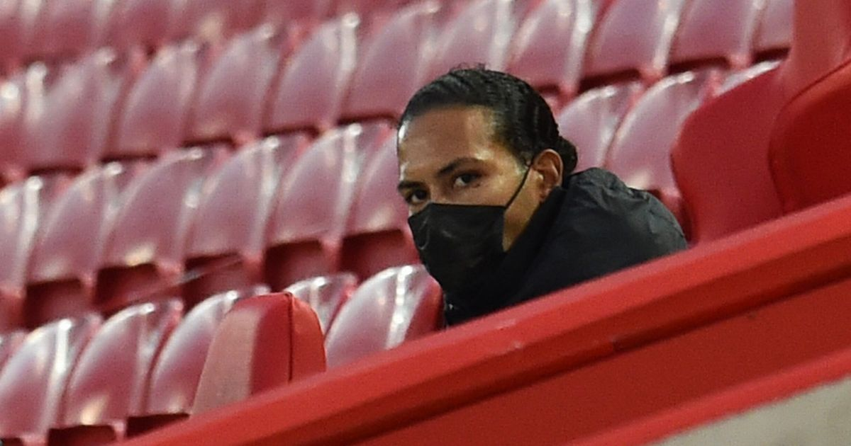 Virgil van Dijk reminded Liverpool as the center-back decision approaches