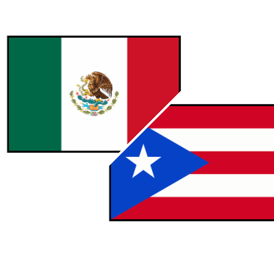 Vs. Mexico.  Puerto Rico – Sports Report – February 5, 2021