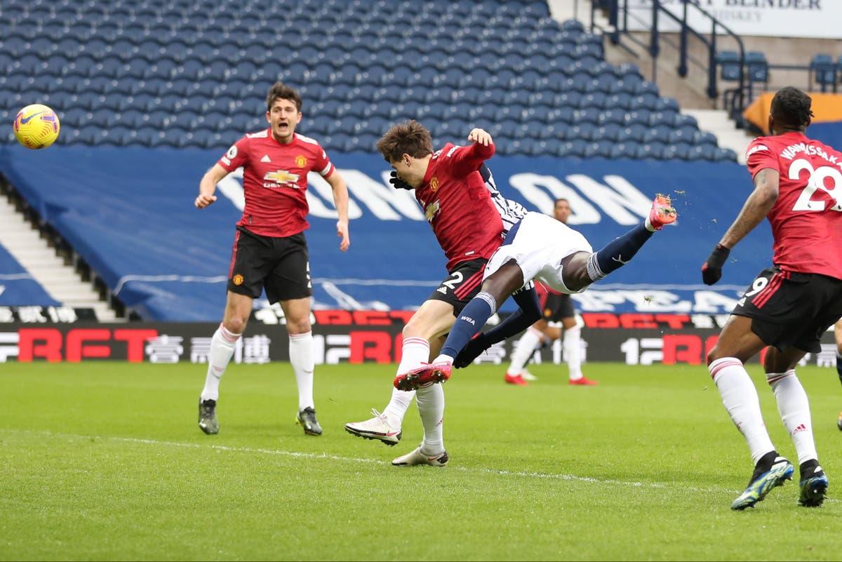 West Bromwich Albion 1-1 Manchester United live broadcast!  Fernandez Goal – Premier League, Latest Score, Updates