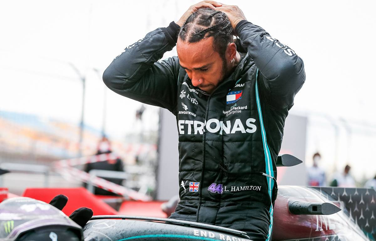 The eighth title will not be the sign of Sir Lewis Hamilton's retirement