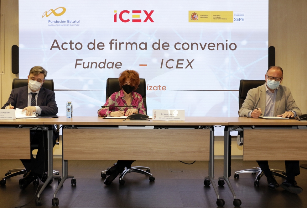 """ICEX and Fundae Maximize and """"digitize"""" space with new free training resources"""