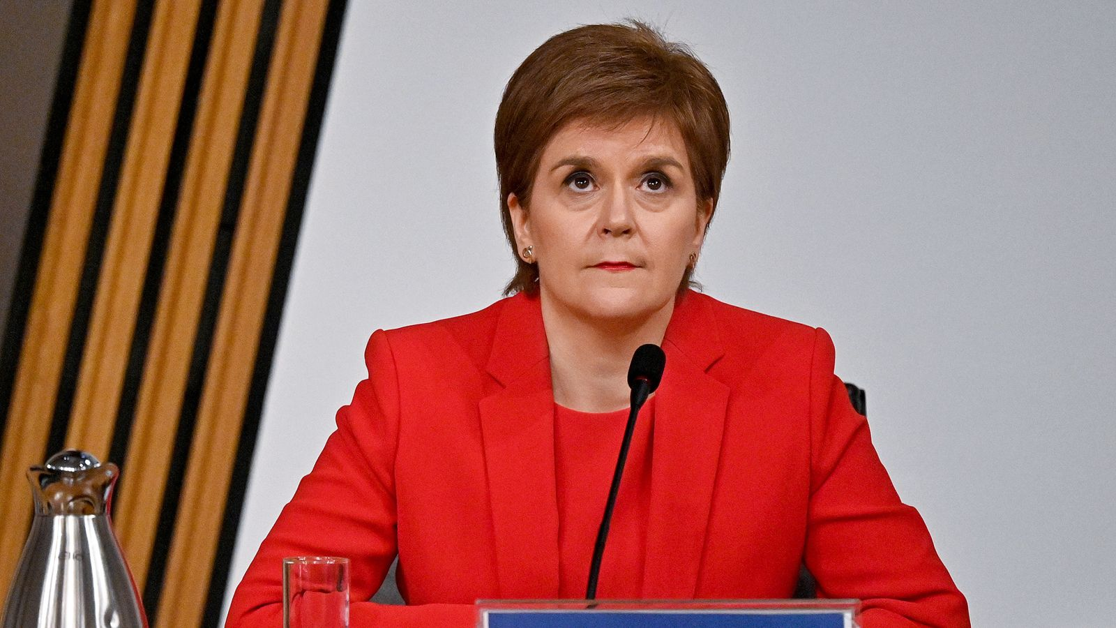 """Nicola Sturgeon in a """"moment you'll never forget"""" when Alex Salmond shows her harassment speech 