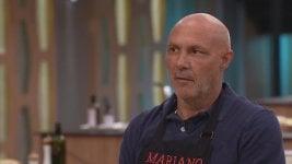 Mariano Dalla Libra, first elimination in MasterChef Celebrity 2