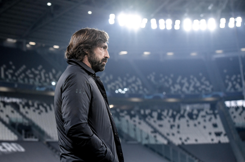 Pirlo could only watch his troops exit the Round of 16