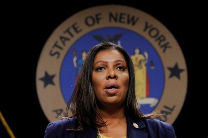 New York Attorney General Ledidia James