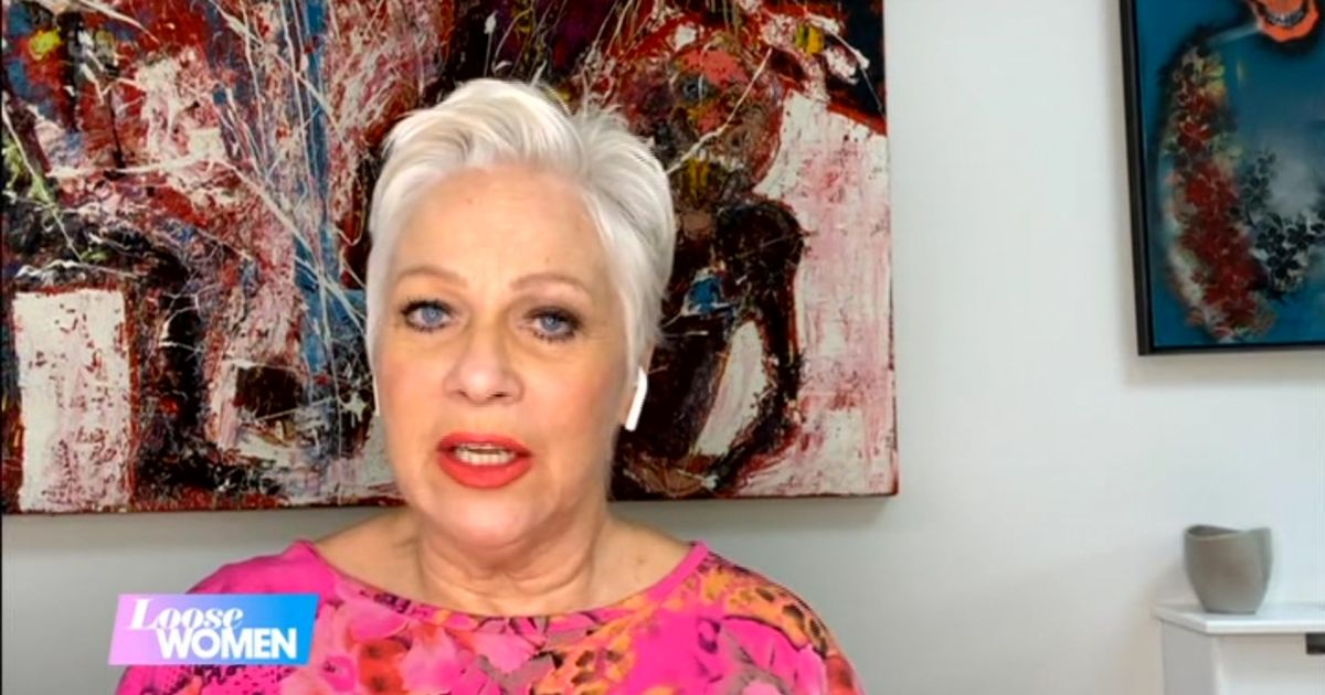 """Denise Welch burdens Pierce Morgan's row and threatens to expose """"bogus"""" GMB employees"""