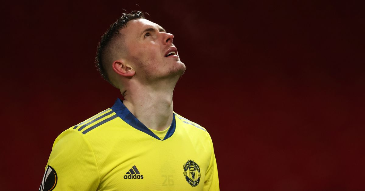 Paul Scholes on Man United's dressing room reaction to Dean Henderson's mistake against Milan