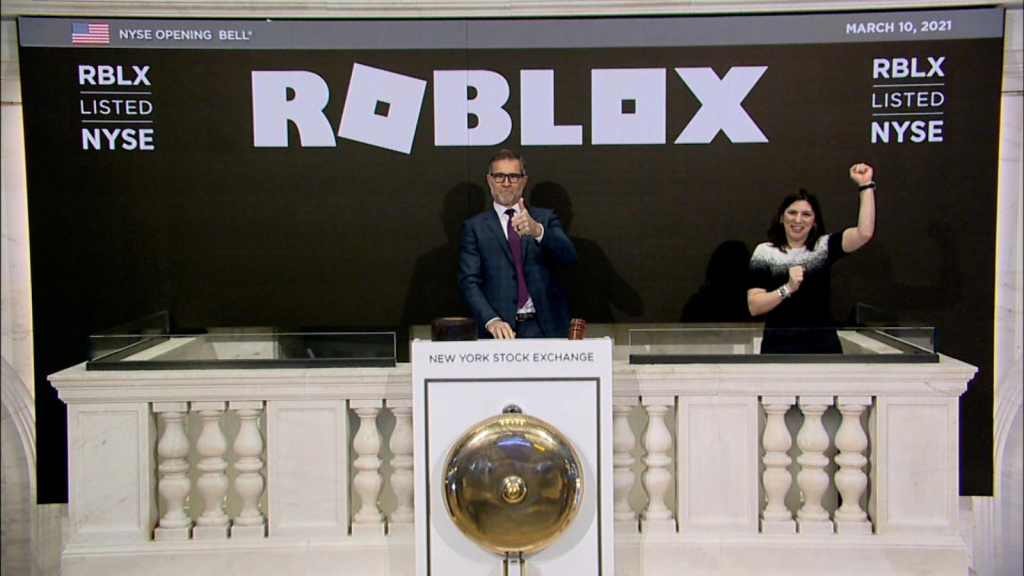 Roblox seeks to participate in Wall Street