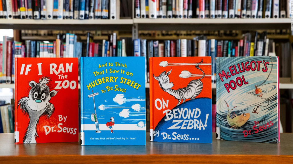 Seuss's books sell for thousands of dollars