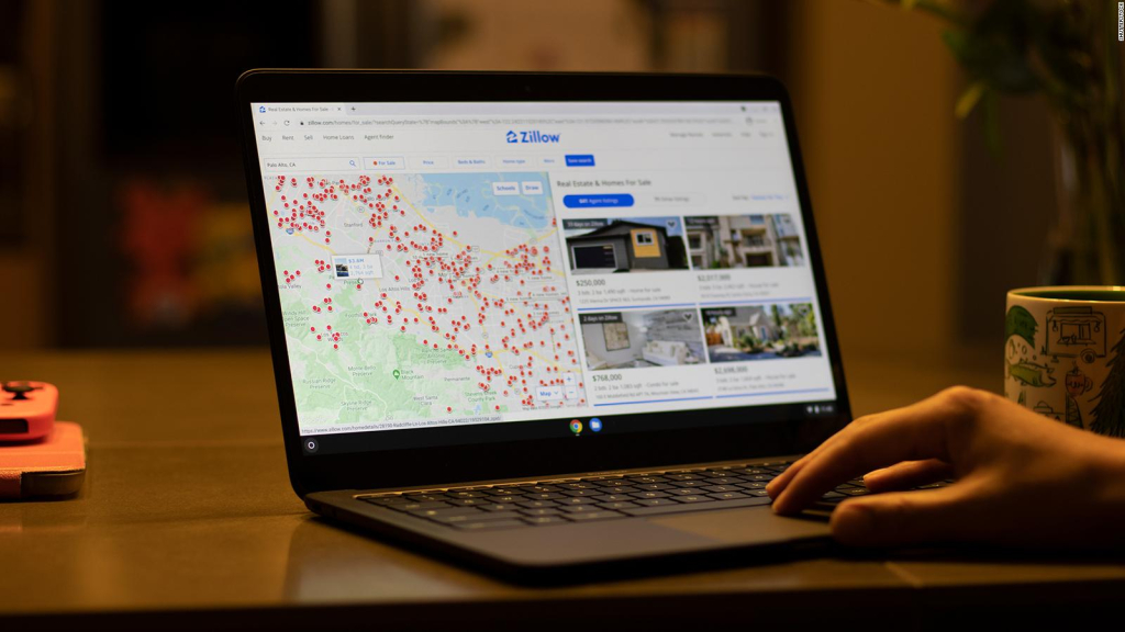 Zillow and Trulia were chosen for monopolistic practices