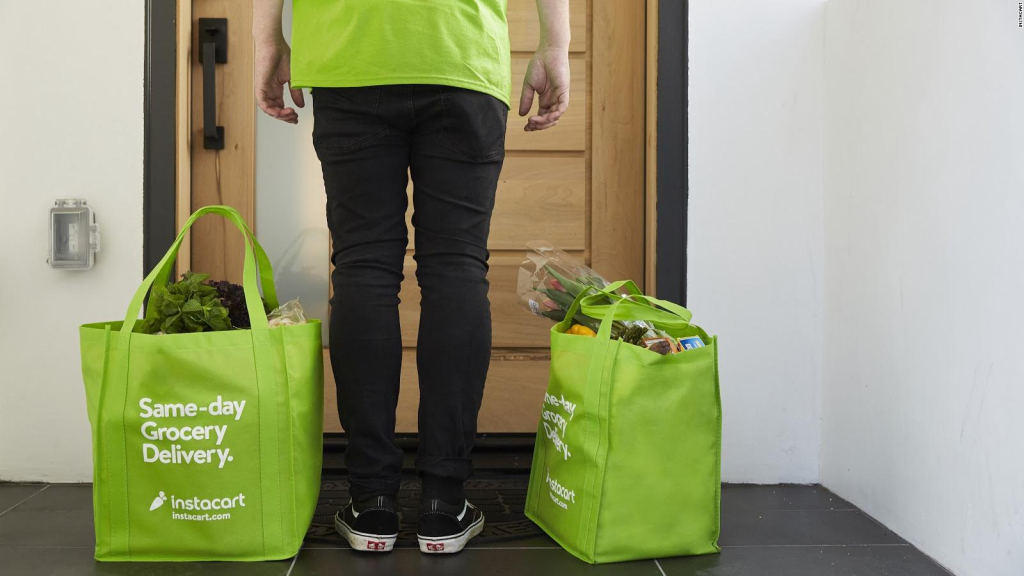 Instacart's rating doubles up