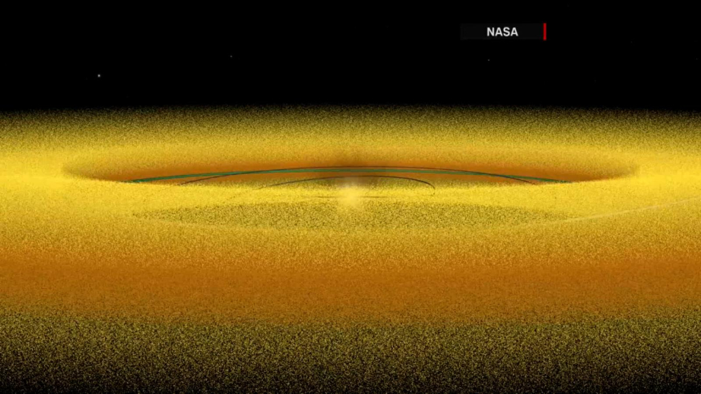 NASA Explains the Origin of the Zodiacal Light