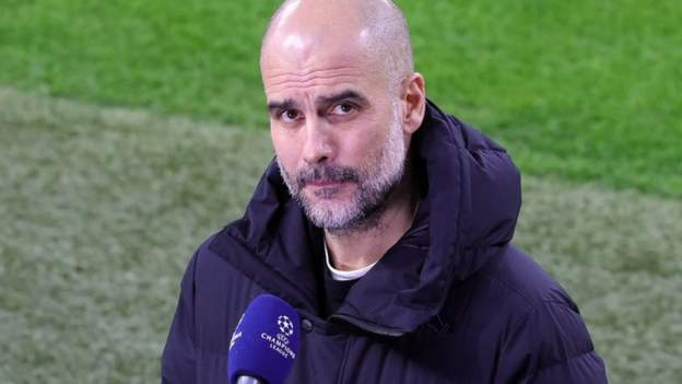"""The Champions League remains a """"big"""" for Manchester City after they reached the quarter-finals"""