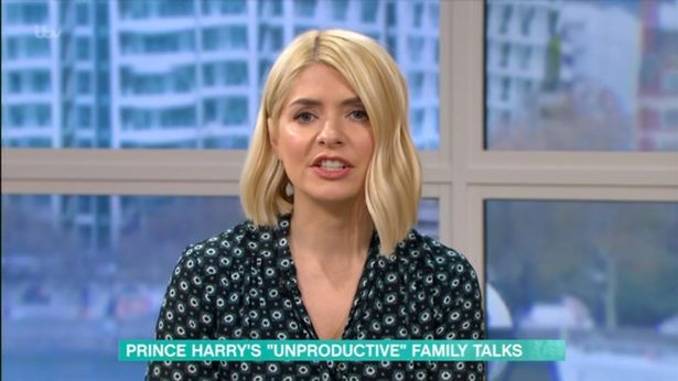 Holly Willoughby tried to defend Meghan Markle