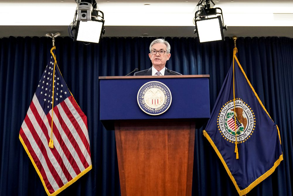 Federal Reserve improves growth forecast in the United States to 6.5% after the outbreak  Economie