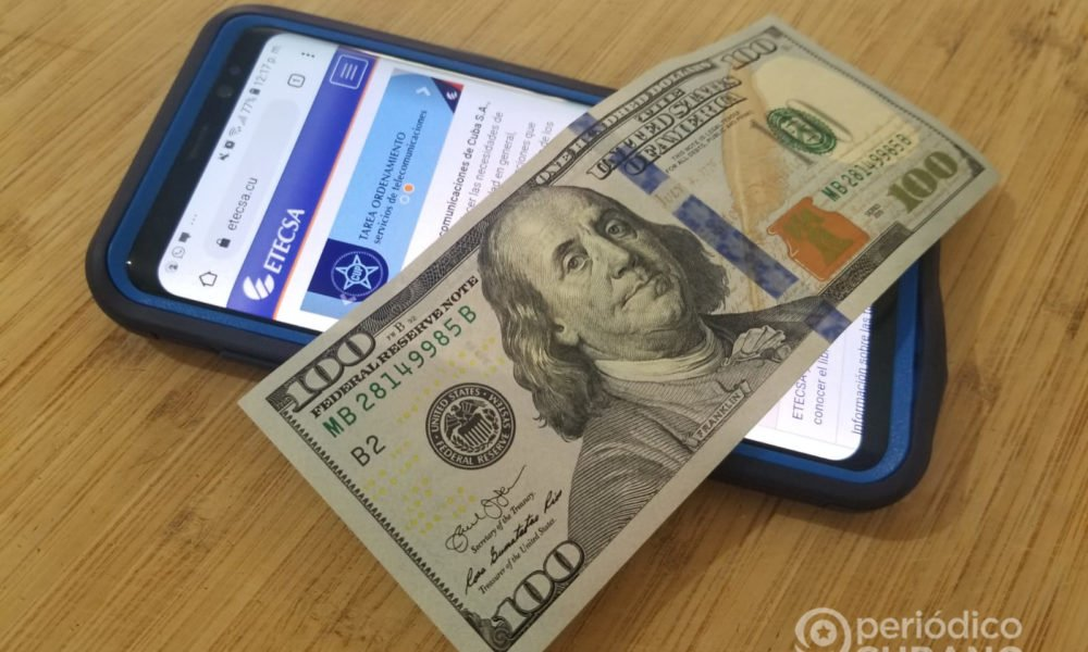 Etecsa and transfers to Cuba, how do electronic money mobile scale work?