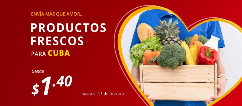 Combo food for Cuba