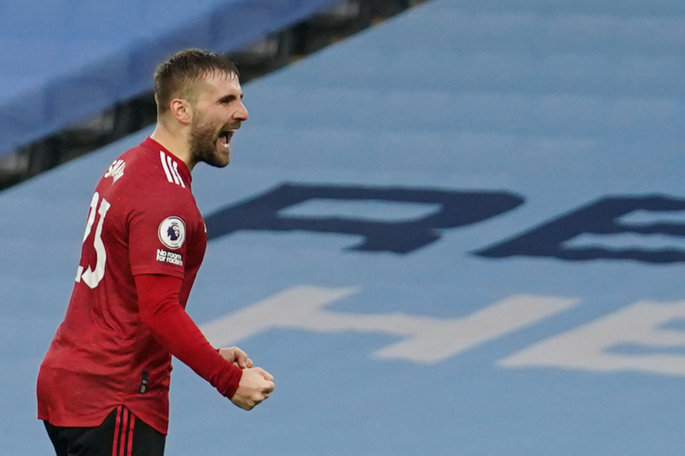 Shaw has been great for Manchester United this season and deserves to be in the England squad