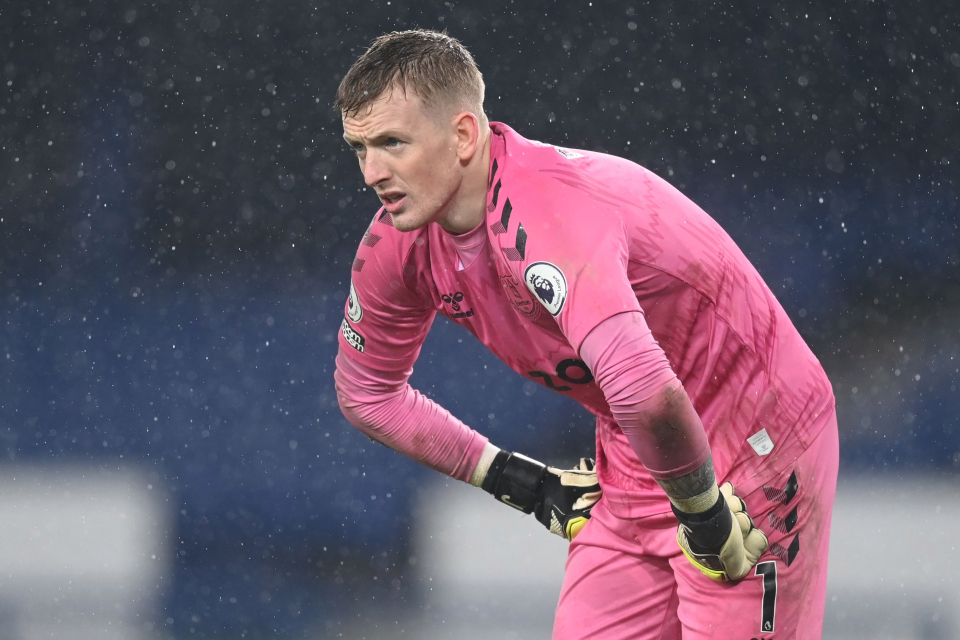 Pickford has made mistakes for Everton but is reliable on an international stint with England
