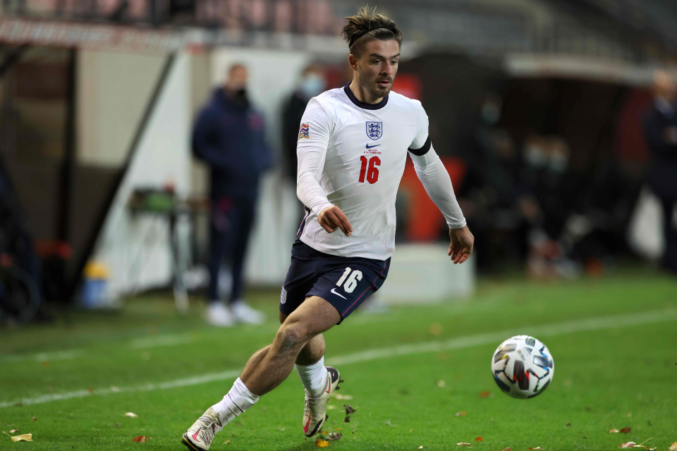 Grealish has been in great shape with club and country this season