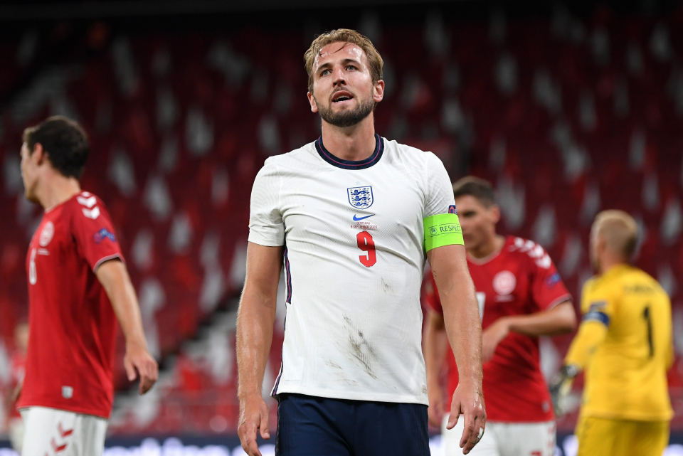 Kane is set to lead the England captain in the 2020 European Championship
