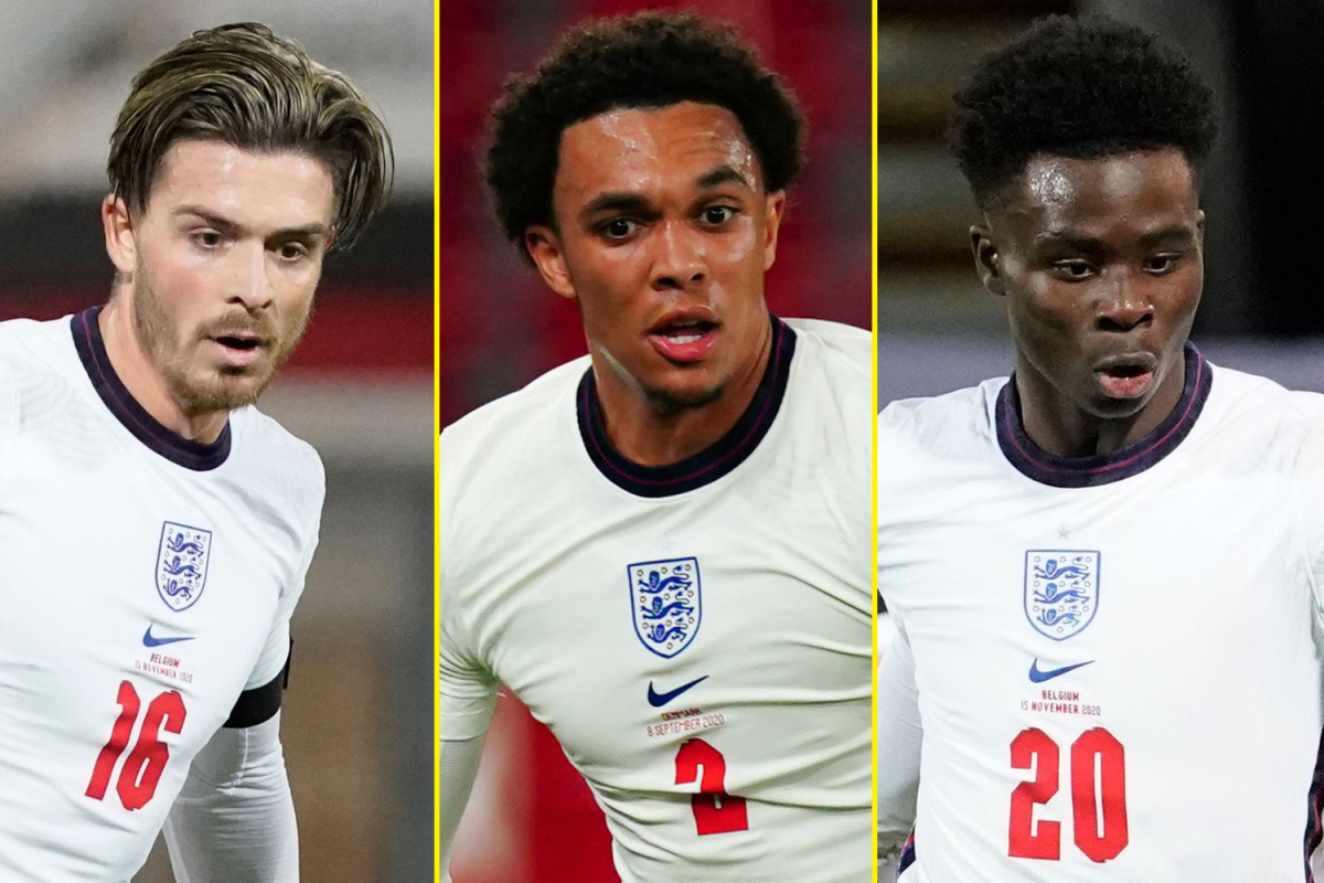 The Euro Battle Continues!  What would England's Gareth Southgate team look like as Liverpool star Trent Alexander-Arnold faces grief while Manchester United's Luke Shaw finds his best form in time
